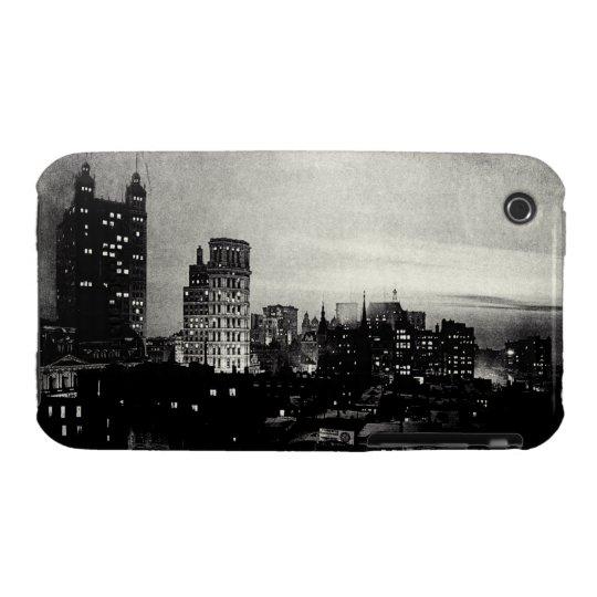 1898 Lower Manhattan at dusk iPhone 3 Case-Mate Case