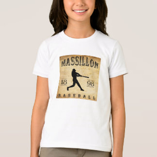 1898 Massillon Ohio Baseball T-Shirt