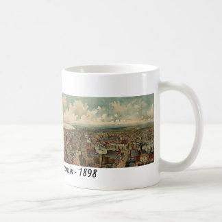 1898 Milwaukee, taza de la opinión de ojo de pájar