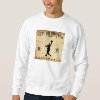 1898 New Wilmington Pennsylvania Basketball Sweatshirt