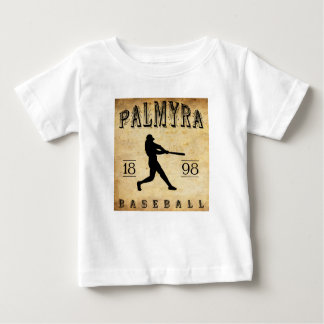 1898 Palmyra Pennsylvania Baseball Baby T-Shirt