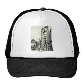 1898 Park Row, New York City Trucker Hats