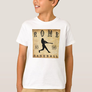 1898 Rome New York Baseball T-Shirt