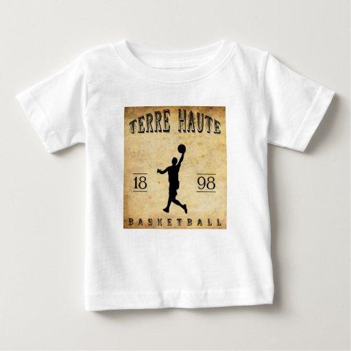 1898 Terre Haute Indiana Basketball Shirt