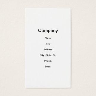 1899 Dancing Girls Business Card