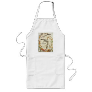 1899 Food Chooper Ad Apron