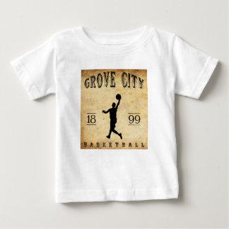1899 Grove City Pennsylvania Basketball Tshirts