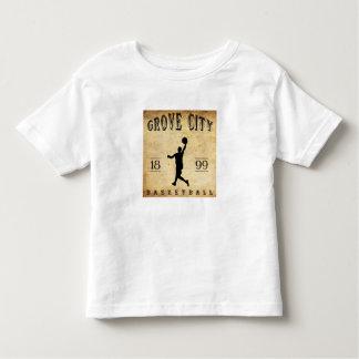 1899 Grove City Pennsylvania Basketball Tee Shirts