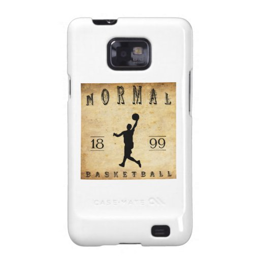 1899 Normal Illinois Basketball Galaxy S2 Cover