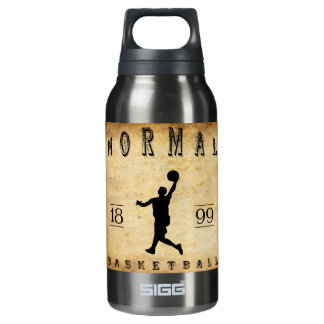 1899 Normal Illinois Basketball Insulated Water Bottle