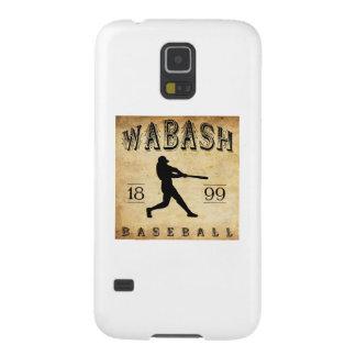 1899 Wabash Indiana Baseball Galaxy S5 Cover