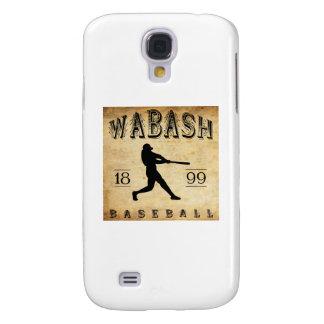 1899 Wabash Indiana Baseball Samsung Galaxy S4 Cover