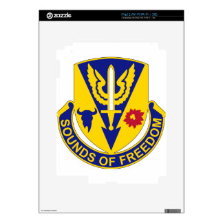 189th Aviation Regiment - Sounds Of Freedom iPad 2 Skins