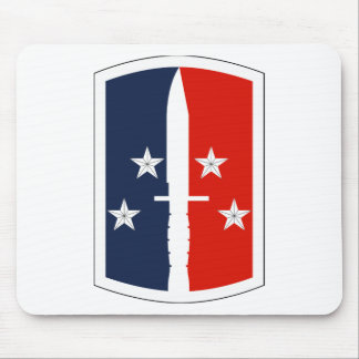 189th Infantry Brigade Mouse Pad