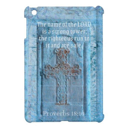 18:10 de los proverbios que anima la CRUZ del vers