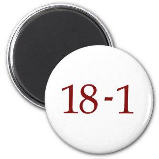 18-1 2 INCH ROUND MAGNET