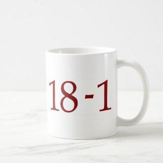 18-1 COFFEE MUG