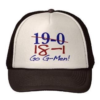 18-1 Go G-Men Trucker Hat