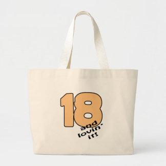 18 And Lovin' It! Bag