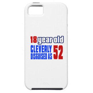 18 años disfrazados listo como 52 iPhone 5 fundas
