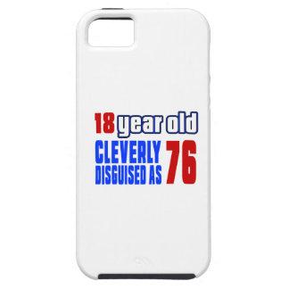 18 años disfrazados listo como 76 iPhone 5 carcasas