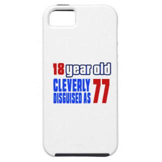 18 años disfrazados listo como 77 iPhone 5 carcasas
