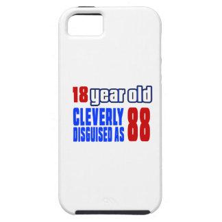 18 años disfrazados listo como 88 iPhone 5 fundas