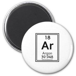 18 Argon Magnet