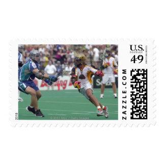 18 Aug 2001:  Hugh Donovan #43  Baltimore Postage Stamp