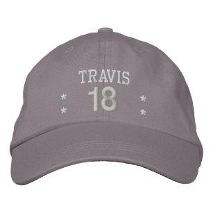 18th Birthday Hats Caps