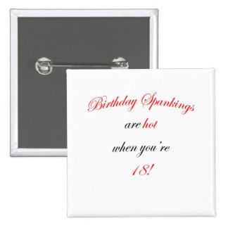 18  Birthday spankings are hot! Pin