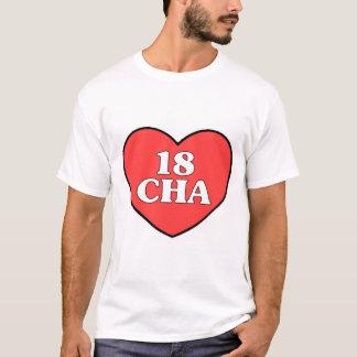 18 CHA T-Shirt