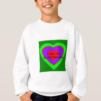 18 Color Hearts You Choose U Design Sweatshirt