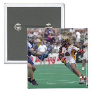 18 de agosto de 2001:  Hugh Donovan #43 Baltimore Pin Cuadrada 5 Cm