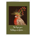 (#18) have a festive Christmas card