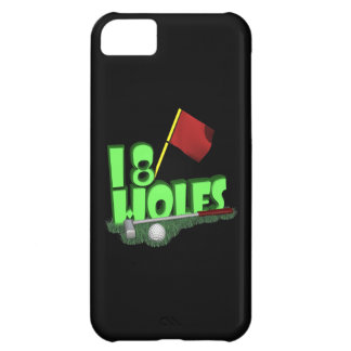 18 Holes Case For iPhone 5C