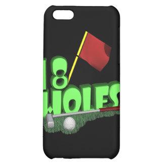 18 Holes iPhone 5C Cover