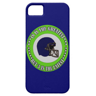 18 IS THE GREATEST BUT 3 IS THE LATEST iPhone 5 COVER