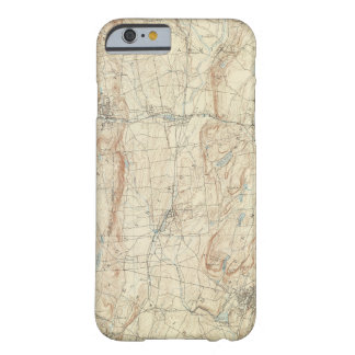 18 Meriden sheet Barely There iPhone 6 Case