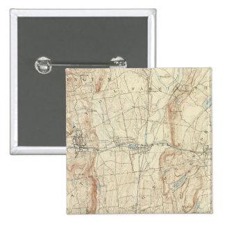 18 Meriden sheet 2 Inch Square Button