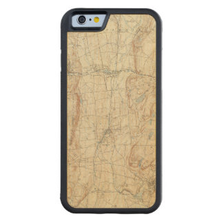 18 Meriden sheet Carved® Maple iPhone 6 Bumper