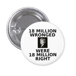 18 millones perjuicios, pequeño botón pins