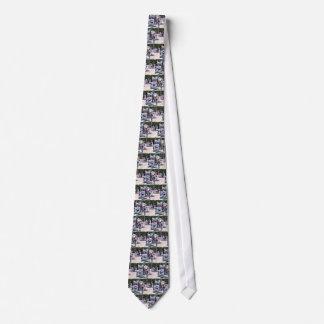 18 minutos al poste corbata personalizada