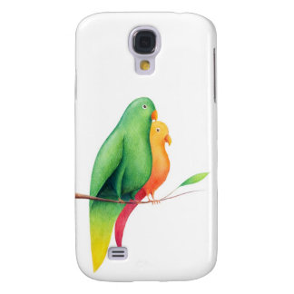 #18 - Pappagalli Funda Para Galaxy S4