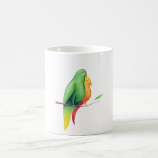 #18 – Pappagalli Coffee Mug
