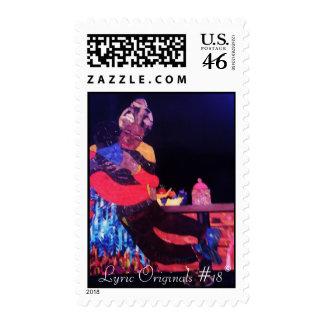 18 Postage Stamp