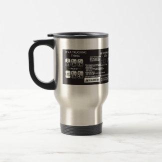 18 Speed Stainless Coffee Mugs