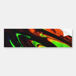"#18 TLuv.Design© ""Phantasmagoria"" Series Bumper Sticker"