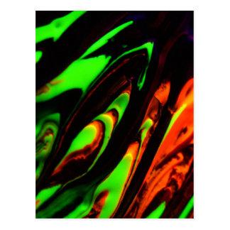 "#18 TLuv.Design© ""Phantasmagoria"" Series Postcard"