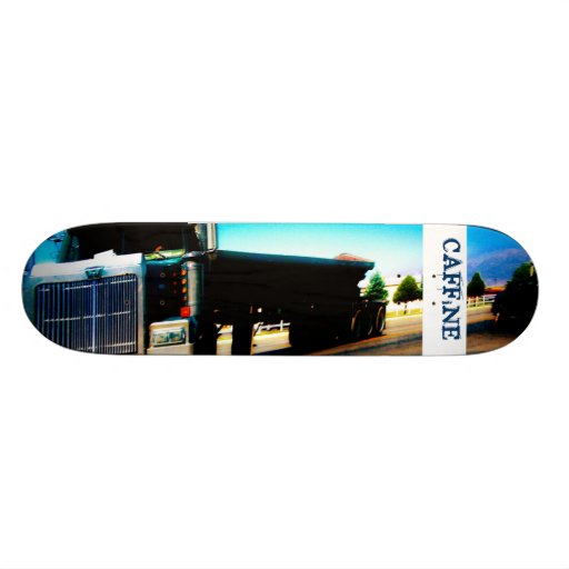 18-Wheeler Custom Skate Board